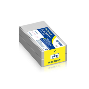 SJIC22P(Y): ColorWorks C3500 tintapatron (Sárga)