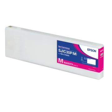 SJIC30P(M): ColorWorks C7500G tintapatron (Magenta)
