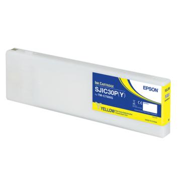 SJIC30P(Y): ColorWorks C7500G tintapatron (Sárga)