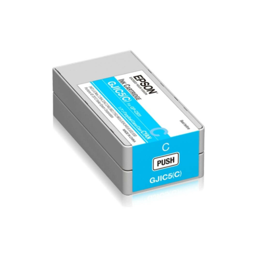 GJIC5(C): ColorWorks C831 tintapatron (Cián)