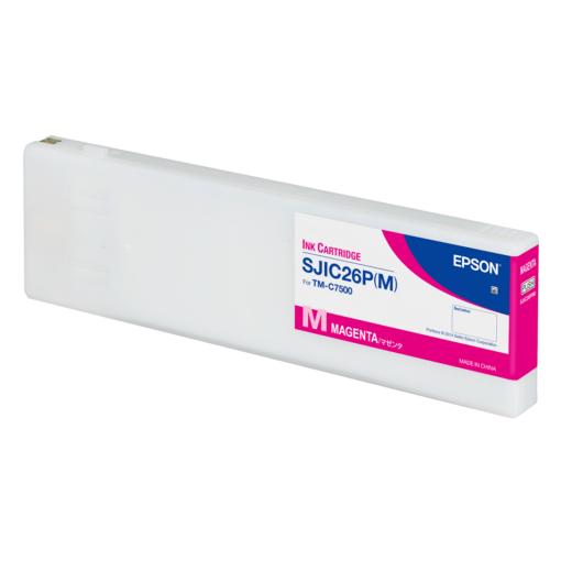 SJIC26P(M): ColorWorks C7500 tintapatron (Magenta)